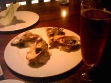ガーリックバター牡蠣
