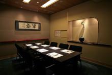 「銀座 大志満」個室