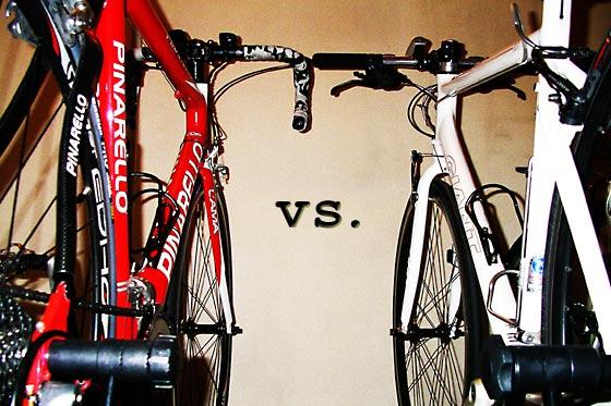 ... 速い?どれだけ速い?|自転車