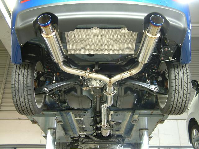 This What It Sounds Like On The Evo I Think Its Same One: Lancer Ralliart Exhaust Systems At Woreks.co