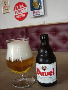Belgian Beer オーベルジュ スクリーンオーナー      亜門君ベルギー一人旅