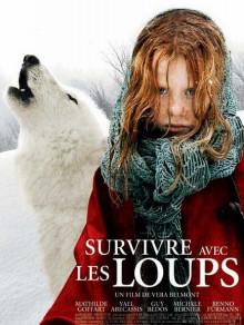 Filme Poster Sobrevivendo com Lobos DVDRip RMVB Dublado