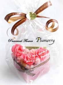 Plumerry(プルメリー)プリザーブドフラワースクール (千葉・浦安校)-体験レッスン プリザーブドフラワー