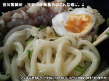 ママはじめました。【4コマ+絵日記】-宮川製麺所3