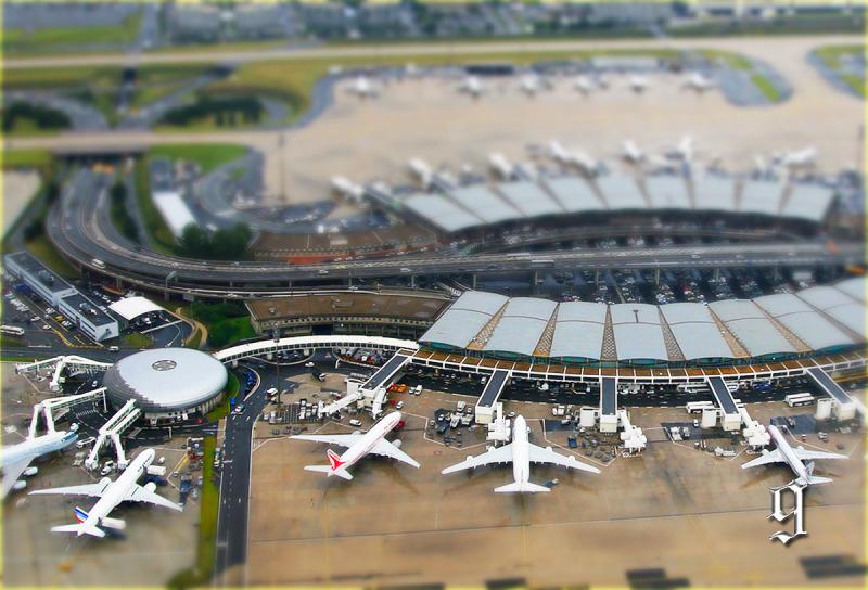 【空港】シャルル・ドゴール空港の写真・画像まとめ