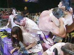 あっ!とおどろく放送局 今日の番組案内-ハッスル・ツアー2008~7.6 in FUKUOKA~ 第4
