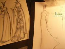 デザイナー{Lamp yoshiko kumamura}   ビジューとオーダードレスと日々のこと