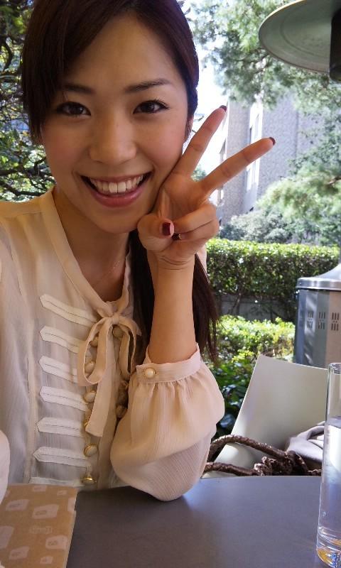 髪のアクセサリーが素敵な桂木亜沙美さん
