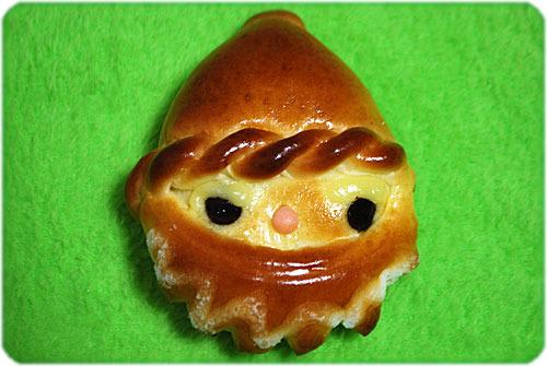 ひばらさんの栃木探訪-魅惑のキャラパン サンタ