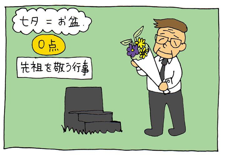 ロングカレンダーの伝言(2)
