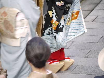 【舞妓体験】変身処 舞香 オフィシャルブログ-黒紋付