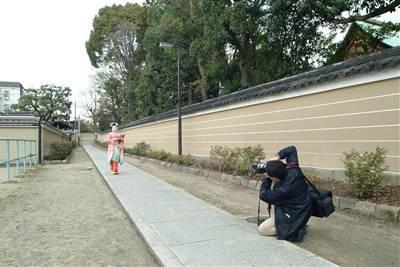 【舞妓体験】変身処 舞香 オフィシャルブログ-親子さん1