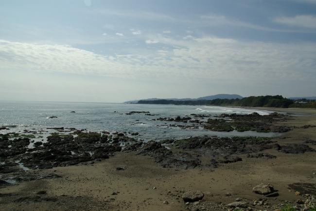いろりや9640ブログ~高知県黒潮町LOVEな毎日をお届け~-田ノ浦ビーチ
