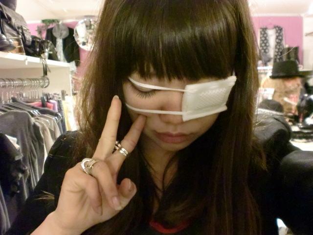 眼帯の女フェチYouTube動画>3本 dailymotion>4本 ->画像>2056枚