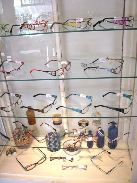 「メガネのアイビー」 素敵なアイウェアを・・・