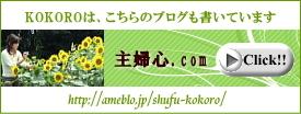 クリックしてKOKOROのブログへ