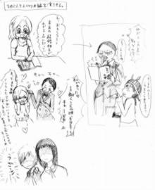 頭ノ螺子ガ雲ヲ飛ブ-うら・・?