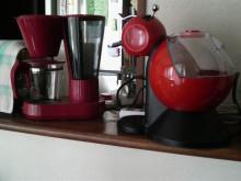 $ママはじめました。【4コマ+絵日記】-コーヒーメーカー