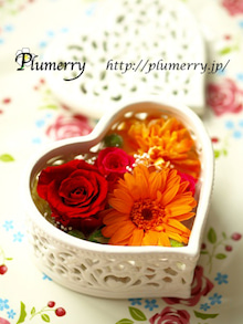 Plumerry(プルメリー)プリザーブドフラワースクール (千葉・浦安校)-ギフトアレンジ