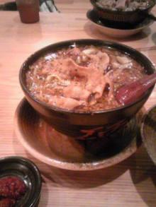 男のラーメン【麺屋 武士道】のブログ-SBSH03141.JPG