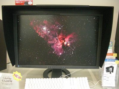 NEC特選街情報 NX-Station Blog-EIZO ColorEdge CG245W