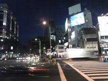 街中広告 買い手のない一等地 @表参道