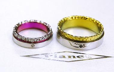 $結婚指輪&婚約指輪の沖縄で上手な見つけ方-結婚指輪 チタン リフォーム 沖縄