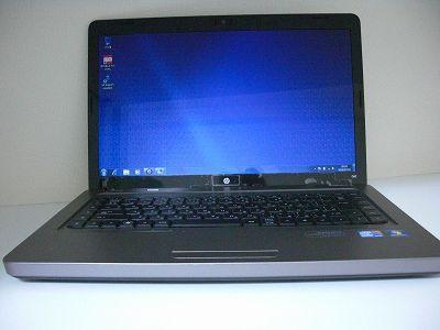 hp g62 notebook. HP G62 Notebook PCに搭載されて