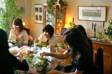 食にこだわる人は美しい☆美味しくまなぶワタシのセミナー-サロン1.jpg