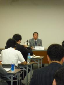 龍馬プロジェクトのブログ-穂坂市長講演Q&A