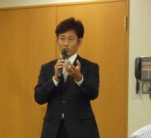 龍馬プロジェクトのブログ-石川さん閉会宣言