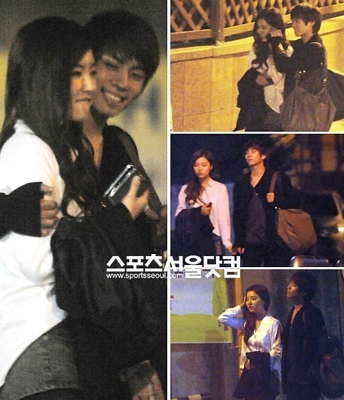 kpop stars dating scandals