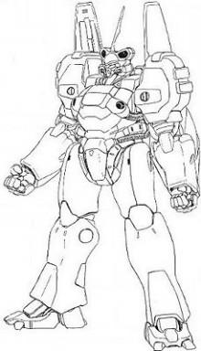 MS-19 ドルメル|ロボット番外地