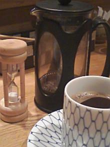 """""""かじわらキムチ"""" のなんやかんや-コーヒー"""