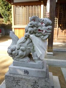 kingstone page-狛犬 吽
