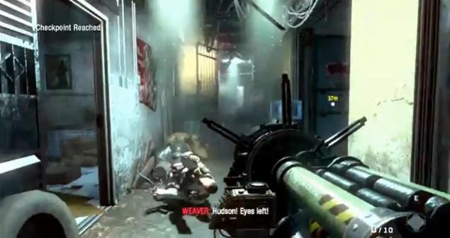 black ops numbers thunder gun