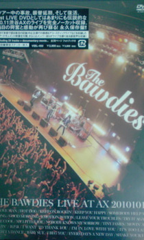 THE BAWDIESの画像
