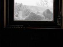 $totokoのスローライフ-南側の雪