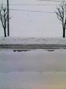 お客さまは、派遣スタッフさま-降り続く雪