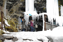 $NPOガイア・イニシアティブ  ユースのブログ-王滝村ツアー