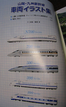 史絵.オフィシャルブログ「史絵.の鉄道旅」Powered by Ameba-山陽・九州新幹線パーフェクトガイド