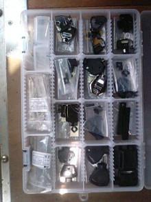 鍵と防犯のハートロックのブログ-バイク鍵作製