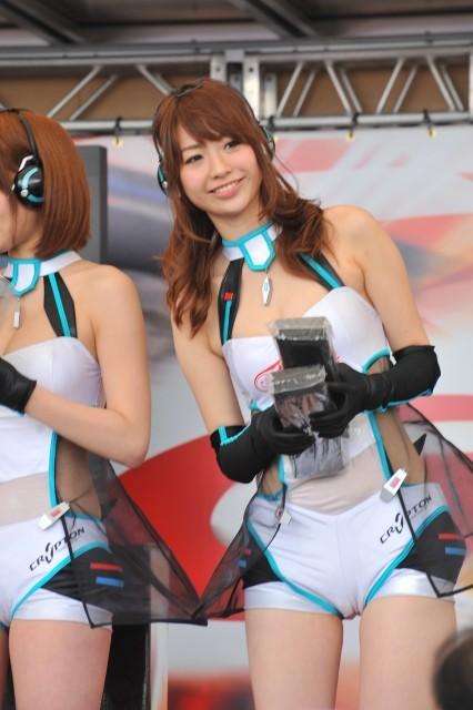 NAVER まとめ【SUPER GT 2011】GSR&Studie【レースクイーン画像】