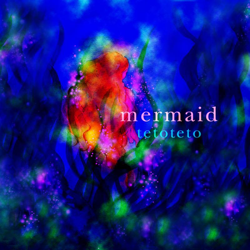 2nd album 『mermaid』