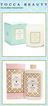 TOCCA/トッカ 通販 トッカビューティー(キャンドル 香水 洗剤)
