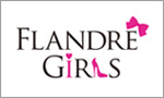 FLANDRE GiRLSロゴ