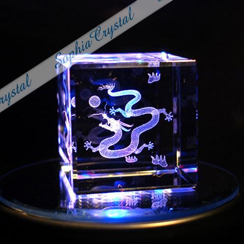 ソフィアクリスタルの3D CRYSTAL