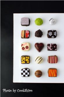 2012年チョコレート