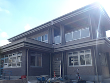 ナカヤマ彩工の塗装工事日記-福岡市西区A様邸