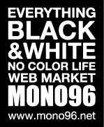 白黒雑貨専門店 MONO96(モノクロ)